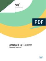 Roche Cobas B221 - Service Manual