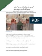 Papa Promete Mano Dura Con Curas Pederastas