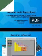 Pacocanton 2014-11-19 Arduino en La Agricultura