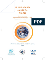 Ciudadaniaambientalglobal MANUAL PARA DOCENTE AL