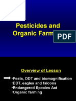 Pesticides Farming