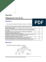 Ejercicios Diagramas de Casos de Uso