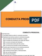conductas prosociales presentacion