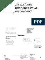 Concepciones Fundamentales de La Personalidad_2017