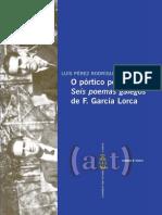 Portico Poetico Dos Seis Poemas Galegos