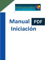 Manual IniciaciónCAL