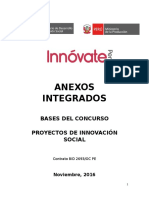Anexos Integrados. Proyectos de Innovacion Social.21.11.16