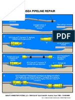 Subsea Pipeline Repair (2010)