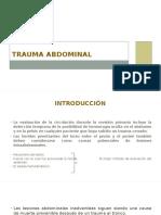 trauma abdominal.pptx