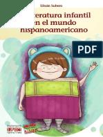 La literatura infantil en el miundo hispanoamericano de Efraín Subero