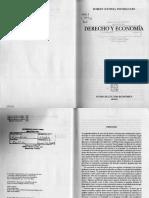 Derecho y Economía - Robert Cooter y Thomas Ulen