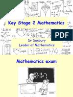 KS2 Parents Maths Guide