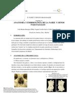 041 - ANATOMÍA Y EMBRIOLOGÍA DE LA NARIZ  Y SENOS PARANASALES.pdf