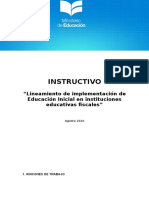 instructivodeeducacininicialsierra2016-170123130936