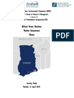 African Green Business Market Report