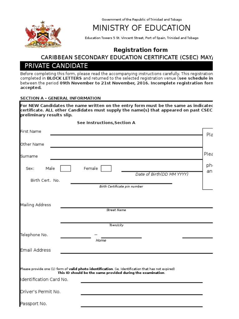 Csec june 2017 nationals application forms identity document csec june 2017 nationals application forms identity document official documents aiddatafo Choice Image