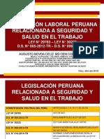01. Legislación Peruana en Sst