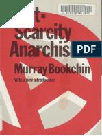Post-Scarcity Anarchism - Murray Bookchin.pdf