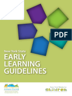 Early Learning Guidelines PDF