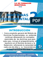 Diapositivas Doctrina II