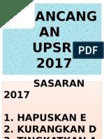 Sasaran UPSR 2017
