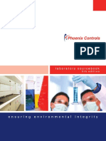 Phoenix Controls Laboratory Sourcebook 5th Ed.
