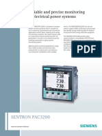 PAC4200 Datatsheet