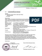 Surat Untuk LH