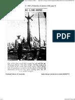 bermagui 1936 jan 22