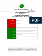 SP-1103 - Electrical Engineering Guidelines