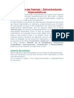 Metodo de Las Fuerzas Estructuras Hiperestaticas