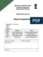 Tp Fotoelectrio