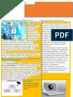 """Periodico """"Seguridad de La Información"""""""