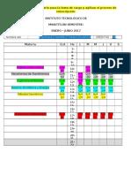 Formato de Apoyo Para El Estudiante en La Elaboración de Su Carga Académica - 1