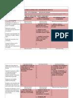 Rubrica Para Organizador Grafico