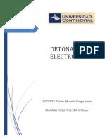 DETONANDORES ELECTRONICOS