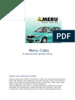 Meru Cabs.docx