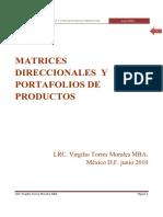 Libro Matrices Direccionales e Book