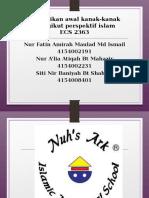 Perspektif Islam Nuh Ark