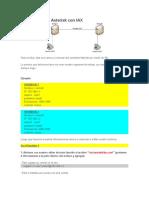 Conectar 2 Pbx Asterisk Con IAX