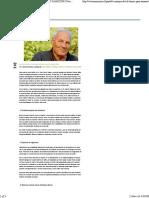 6 Consejos Del Dr. Hamer Para La Auto Sanación - Vivo en Armonía