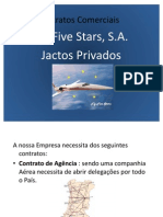 Fly Five Stars