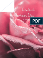 Take Back Valentines Day by Ronald Villaver
