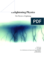 The Physics of Lightning
