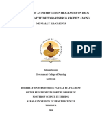 Effectiveness of an Intervention Programme on Drug Adherence and Attitude Towards Drug Regimen.pdf