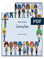 2011-004 Colouring Boys (Ages 3-7)