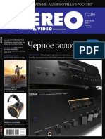 Stereo&Video 01 2015