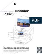 ESCANER Jay-tech Combo-Scanner PS970 Manual de (NORMA)