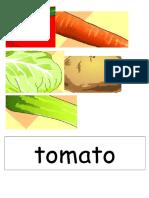 14. Vegetable