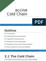 Module 2 Cold Chain